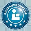 gelistet in www.shopauskunft.de